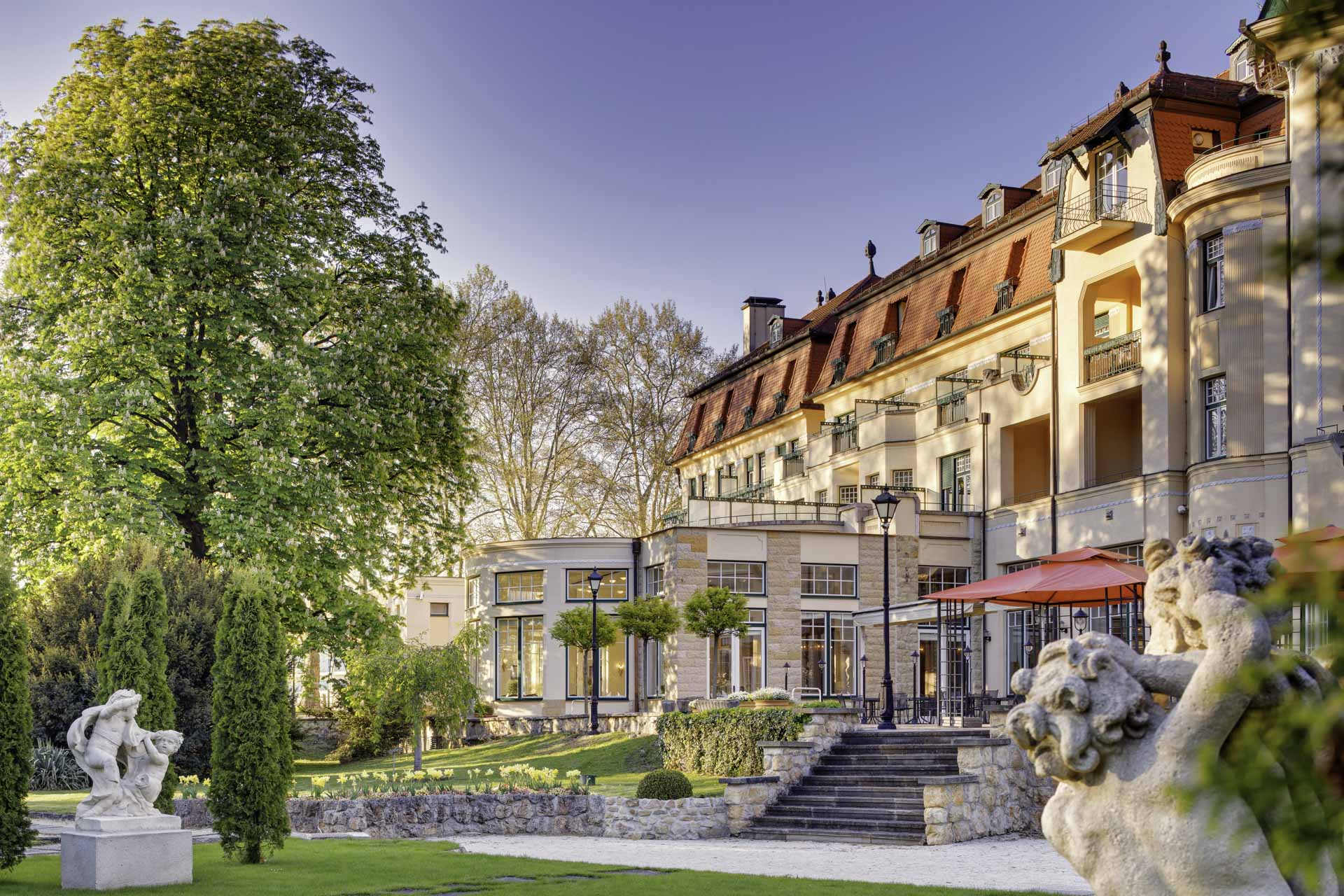 Exterier Hotel Thermia Palace Spa Piestany