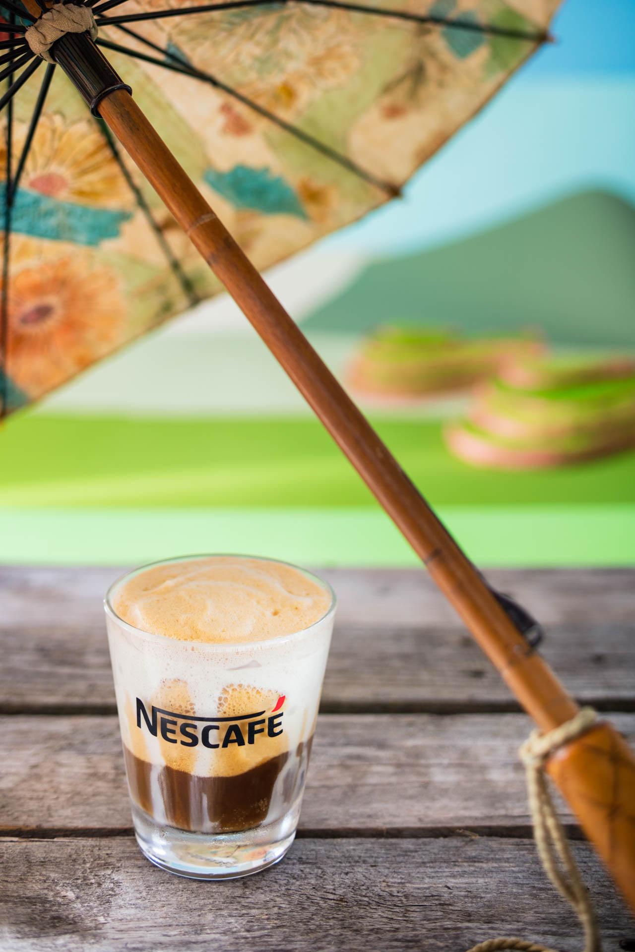 Nescafe Frappe Vietnam Recipe