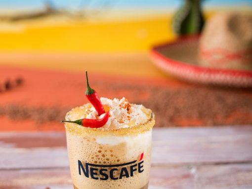 Nescafe Frappe recipes