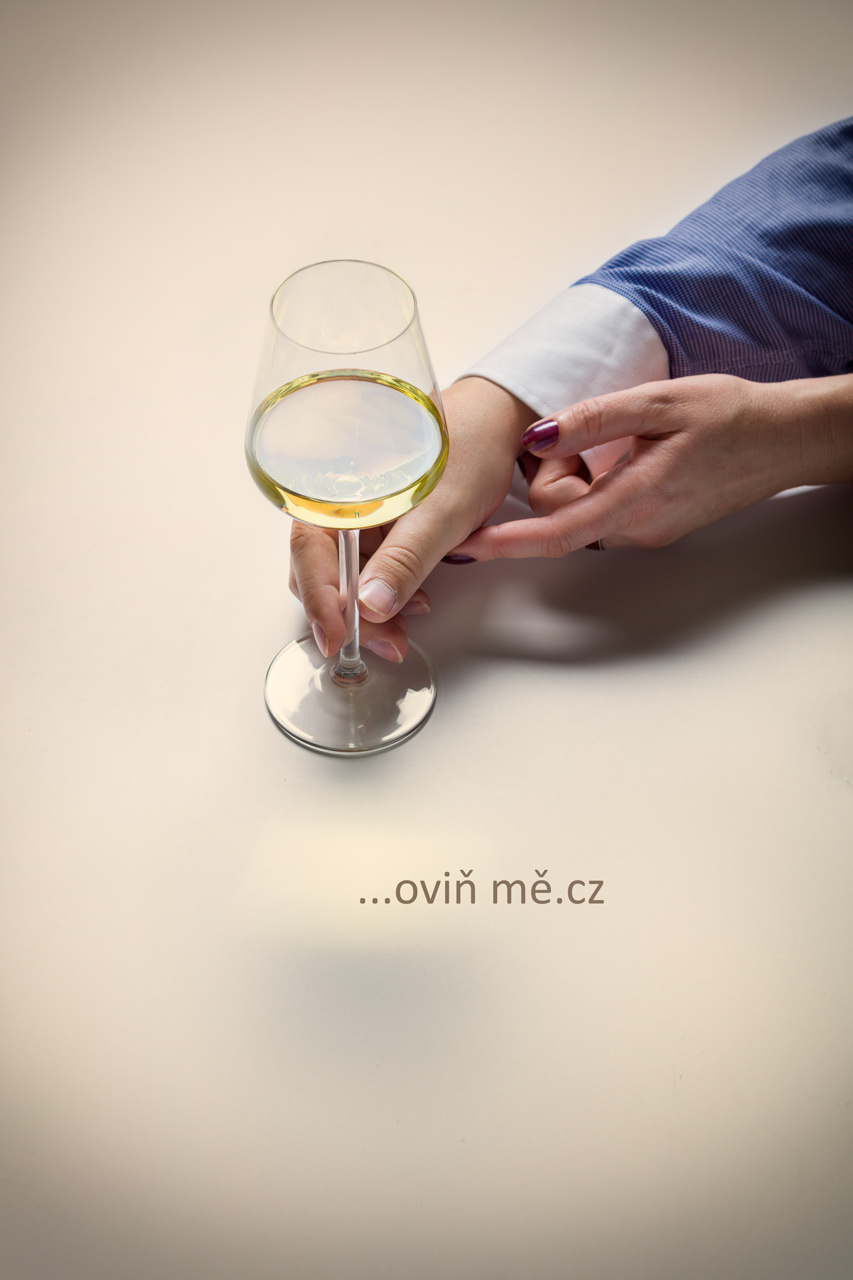 Wine distributor advertising pitch, concept & production by janprerovsky.com