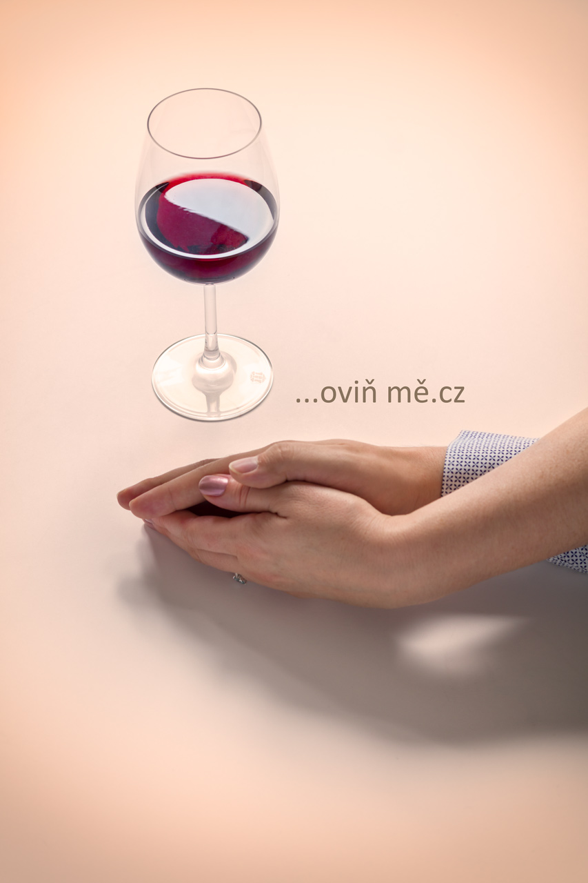 Wine distributor advertising pitch, concept & production by janprerovsky.com