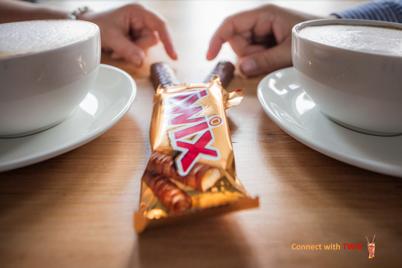 TWIX campaign pitch - concept & production by janprerovsky.com