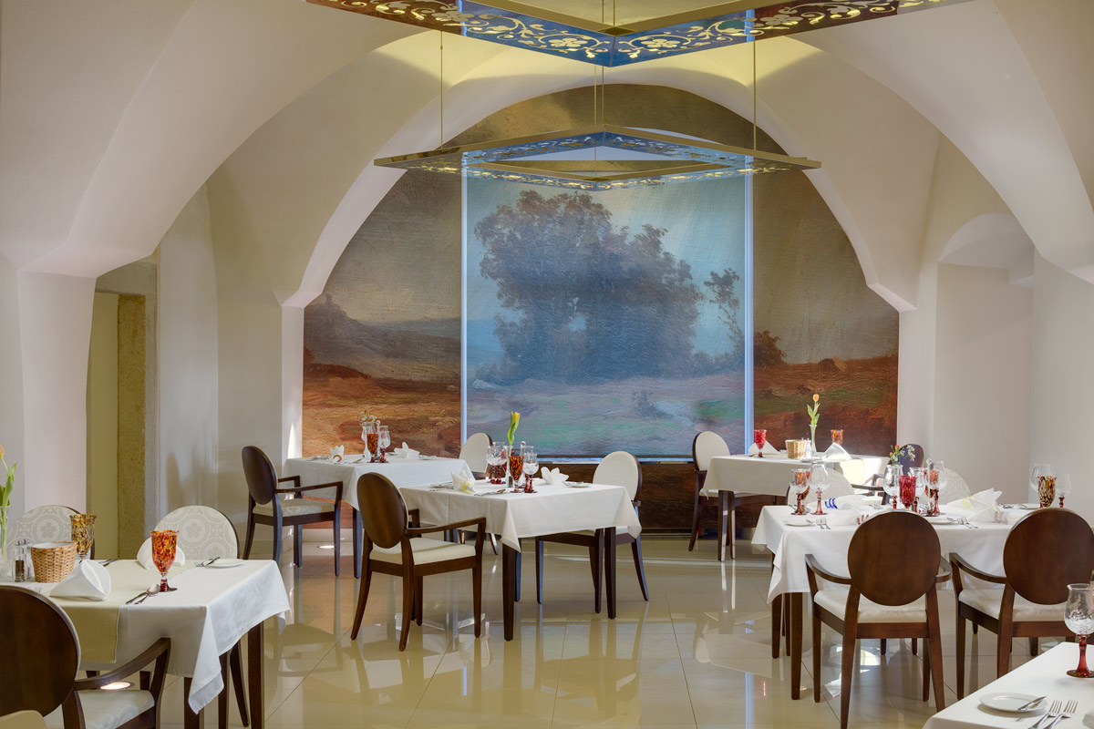 Restaurant at Chateau Herálec Boutique Hotel & Spa by L'occitane