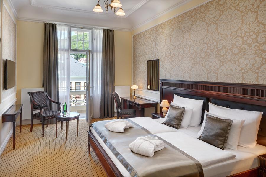 Luxury Hotel Olympic Palace Karlovy Vary