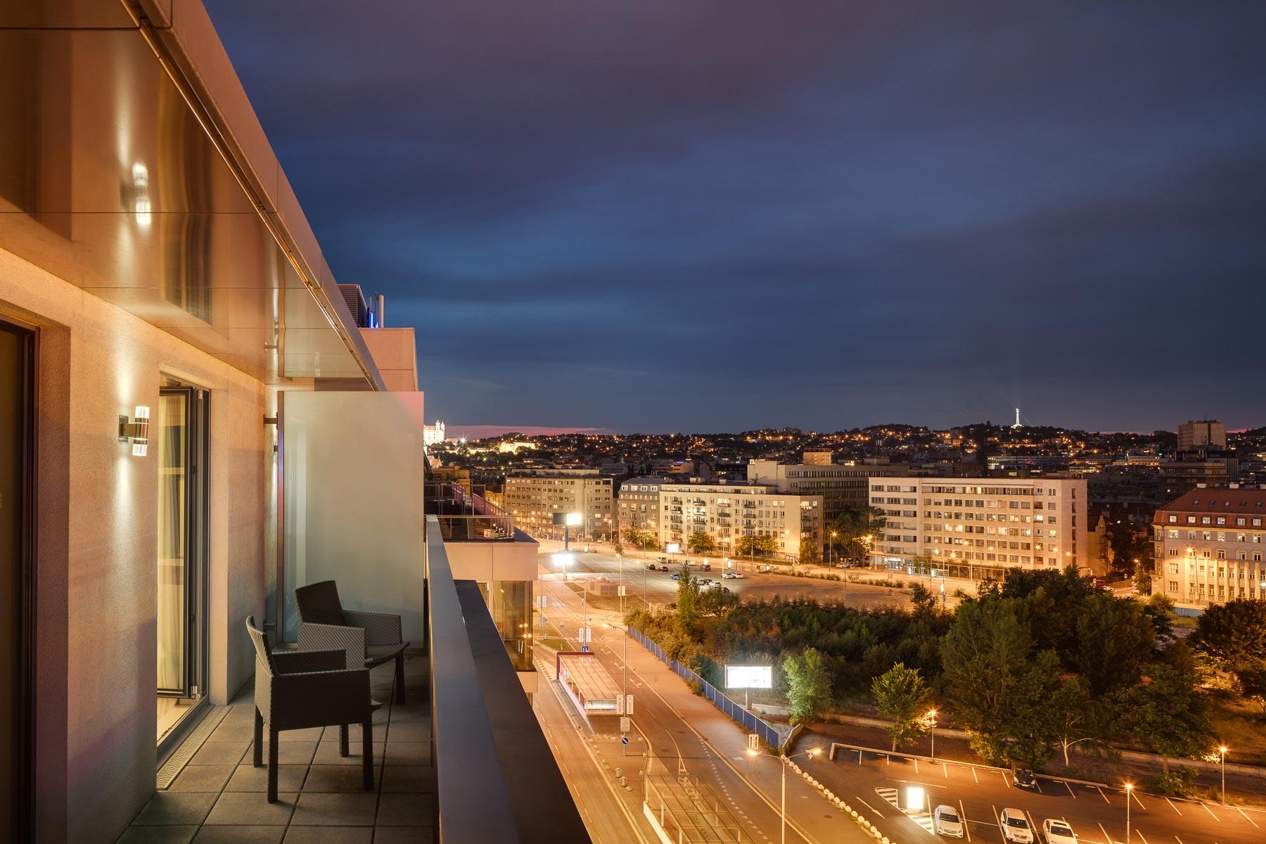 Patio of Hotel Le Bristol Paris