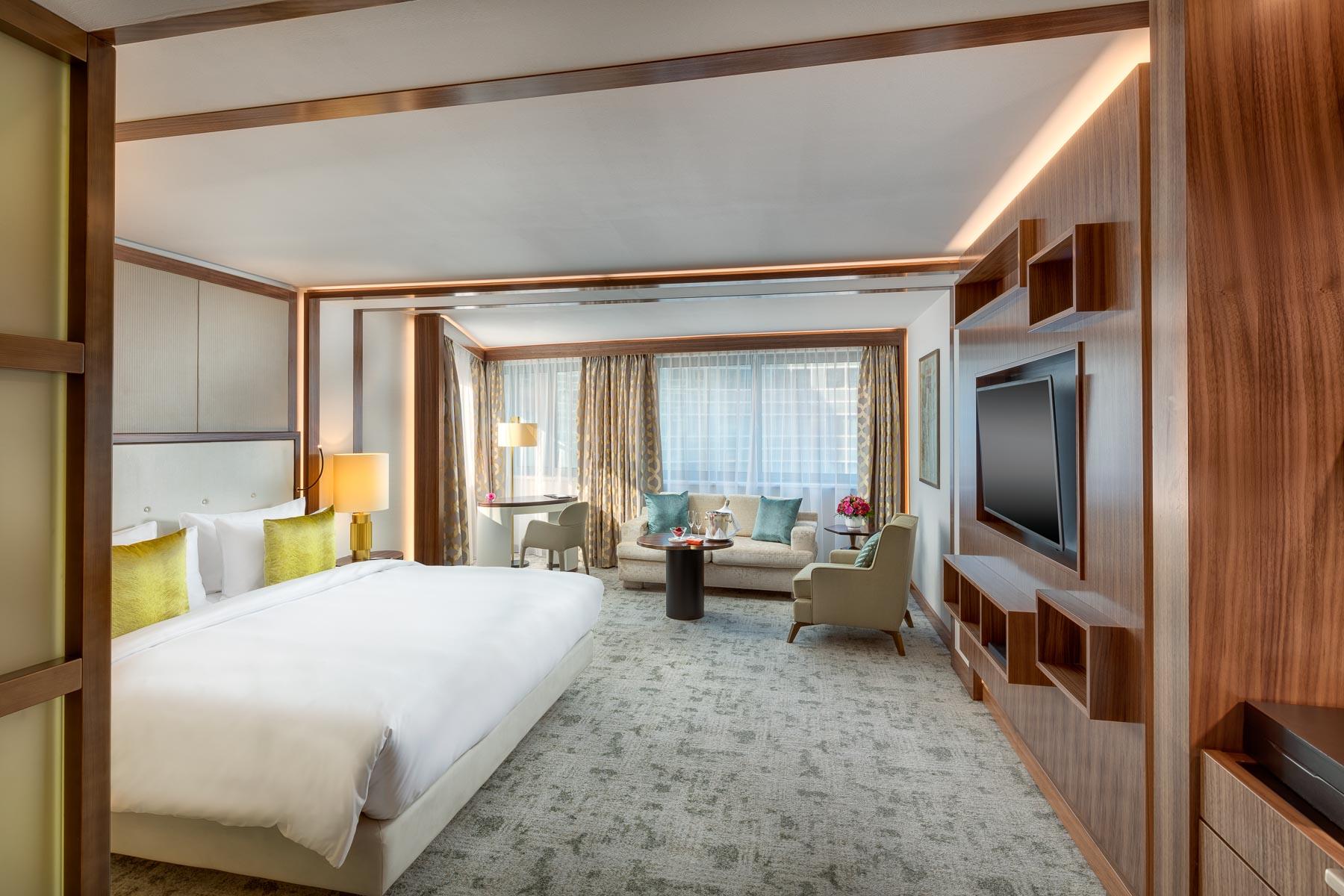 Head Concierge at Hotel Le Bristol Paris