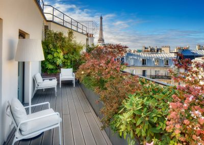 Hotel Le Cinq Codet Paris