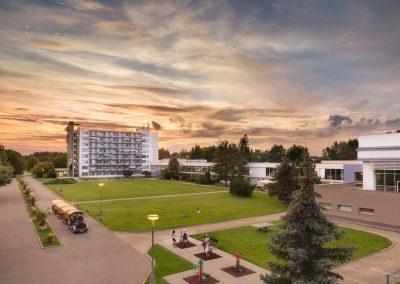 Medical Spa Hotel Aurora at Lazne Trebon