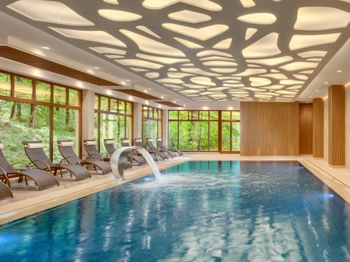 Danubius Health Spa Resort in Marianske Lazne