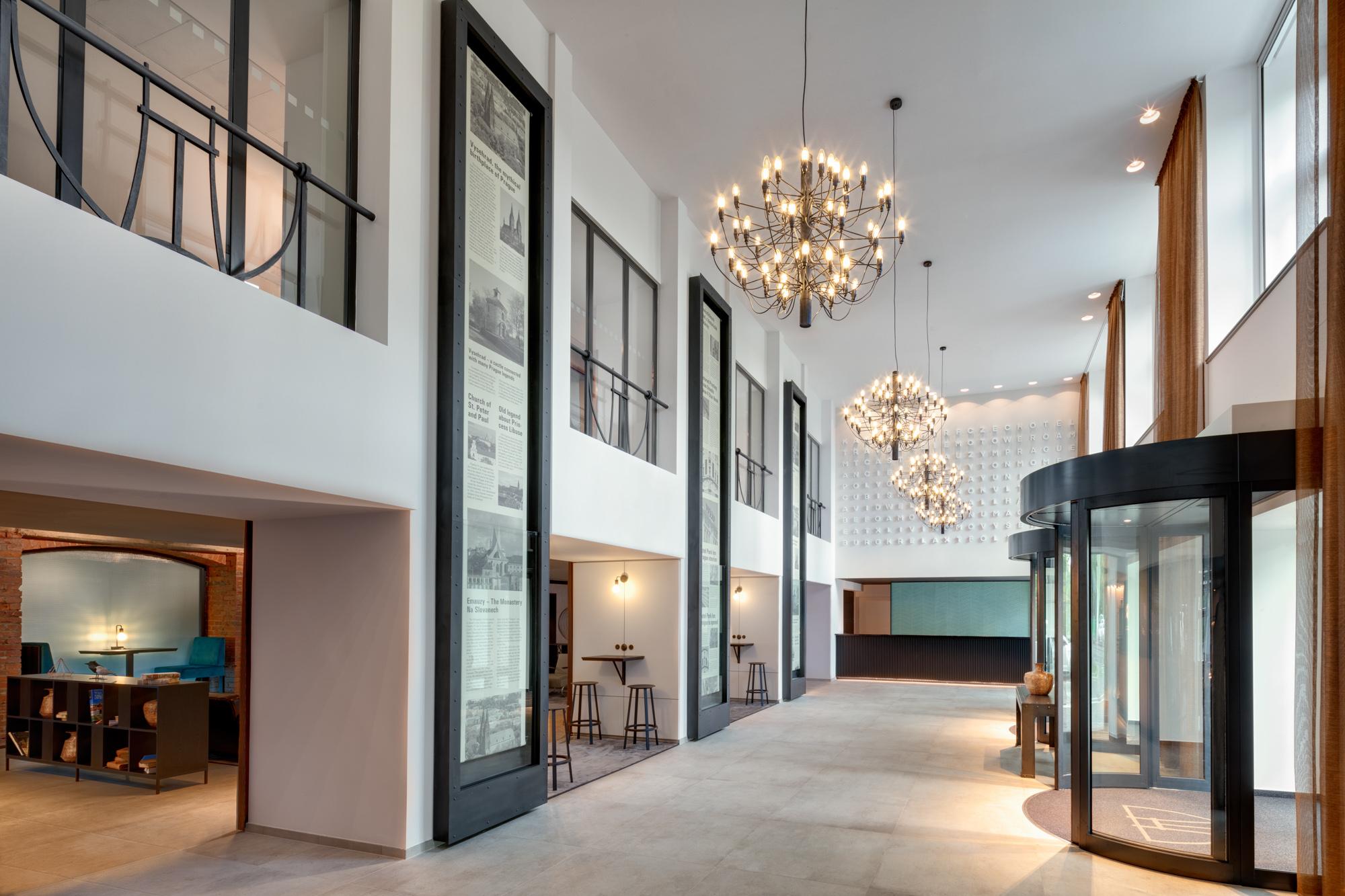 Radisson Hotel Park Inn Prague Interior