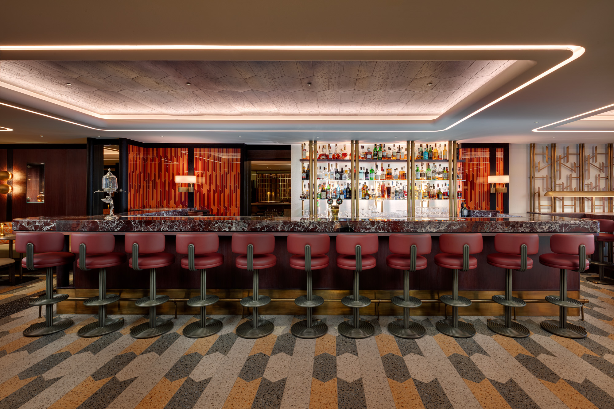 Bebop Bar at Hotel Alcron Prague